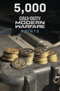 5,000 Call of Duty®: Modern Warfare® Points