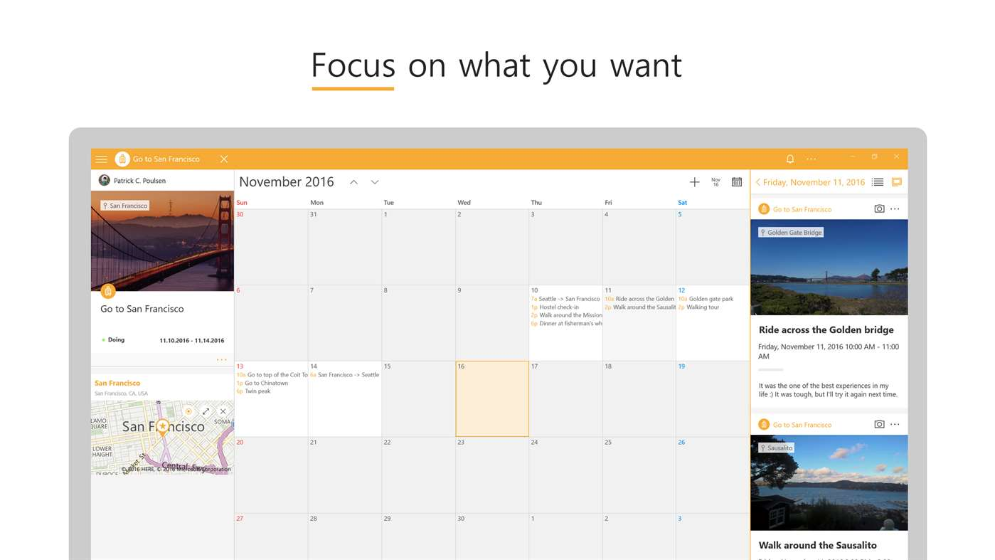 Developer Submission:DesignMe, the beautiful calendar app, is coming to the Windows 10 store 3