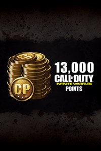 13,000 Call of Duty®: Infinite Warfare Points