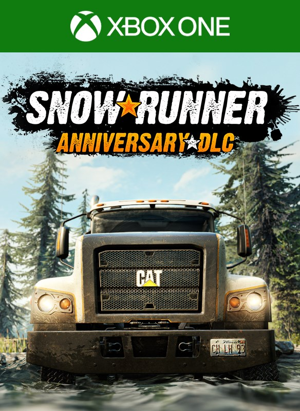 SnowRunner - Anniversary DLC