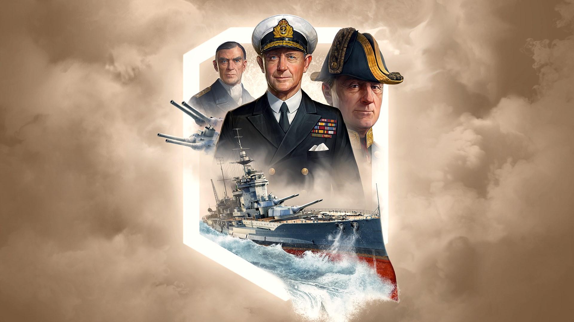 World of Warships: Legends — Сверхдредноут