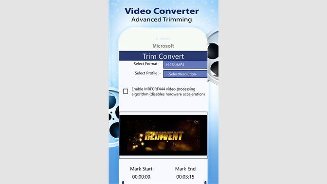 convert mp4 to scr