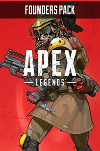 Carátula del juego Apex Legends Founder's Pack