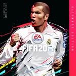 EA SPORTS™ FIFA 20 Ultimate Edition Logo