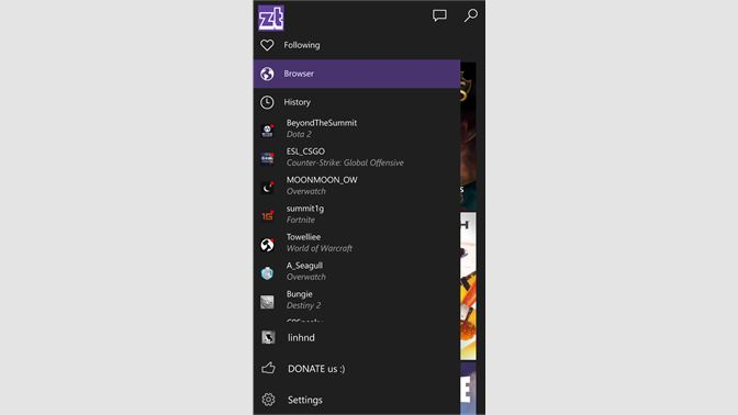 Obter zTwitch - Best Twitch Experience - Microsoft Store pt-PT