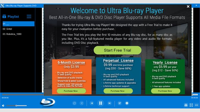 Get Ultra Blu-ray Player (FREE DVD Player incl ) - Microsoft Store