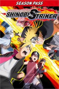 Carátula del juego NARUTO TO BORUTO: SHINOBI STRIKER Season Pass
