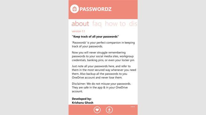 info-mature-passwordz-remember