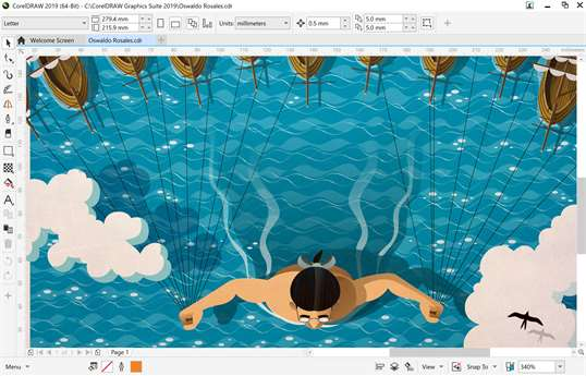 CorelDRAW Microsoft Store Edition screenshot 5