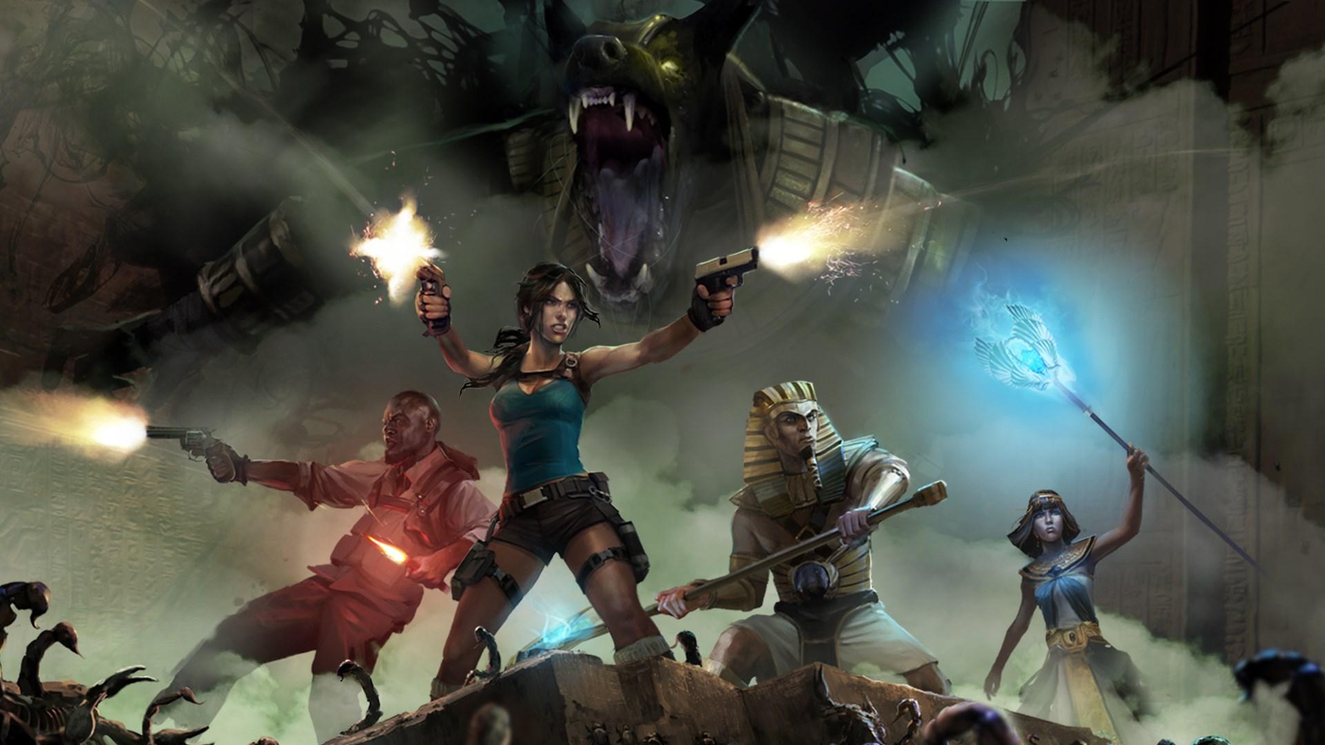 Lara Croft and the Temple of Osiris & Pacote Season Pass