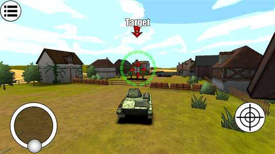 Tanks World War screenshot 3