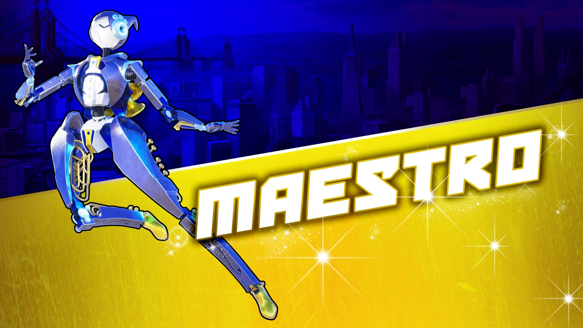 Override: Mech City Brawl - Maestro