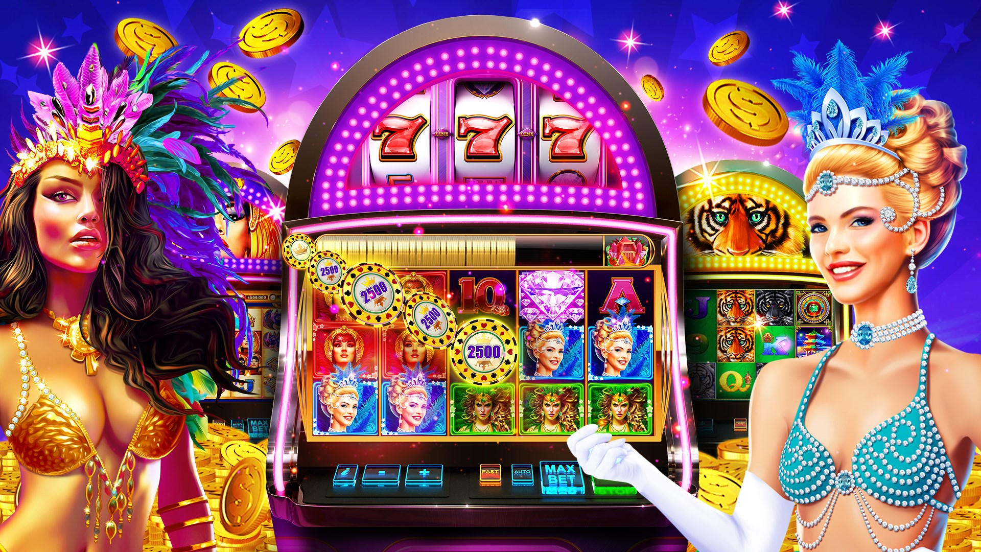 House Of Fun Casino Slots