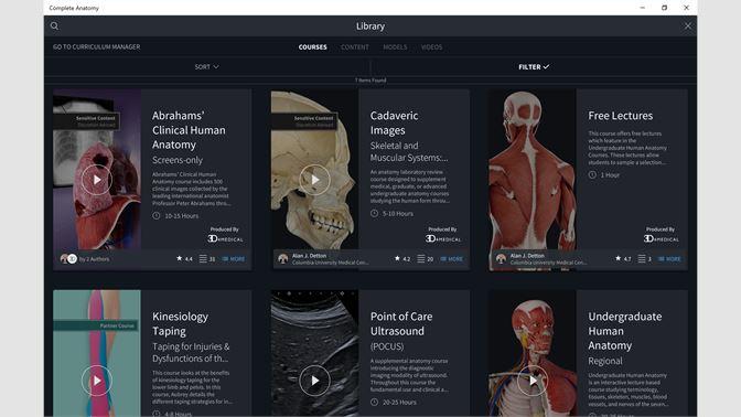 Get Complete Anatomy Platform 2020 - Microsoft Store