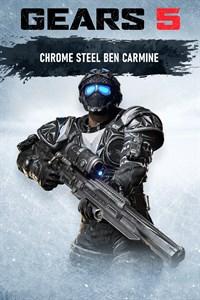Chrome Steel Ben Carmine