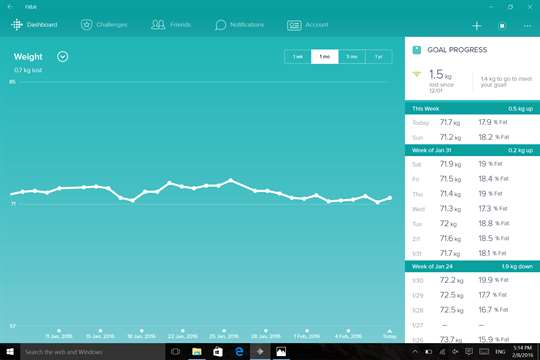 Fitbit screenshot 6