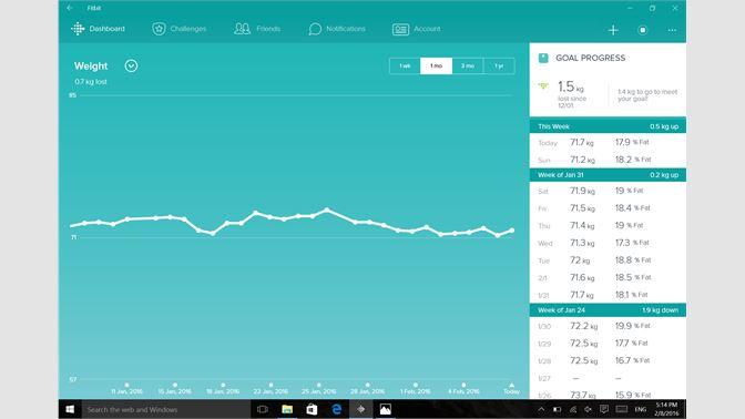 Get Fitbit - Microsoft Store