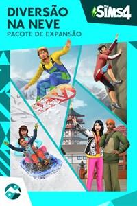 The Sims 4 Pacote de Expansão Diversão na Neve