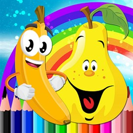Get Fruit And Vegetable Coloring Pages For Kids