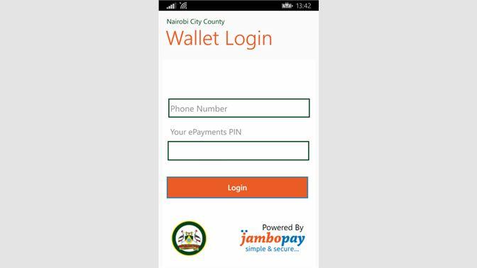 Epayments Dhl Co Uk >> Get Nairobi City County Epayments Microsoft Store