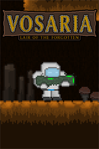 Carátula para el juego Vosaria: Lair of the Forgotten de Xbox 360