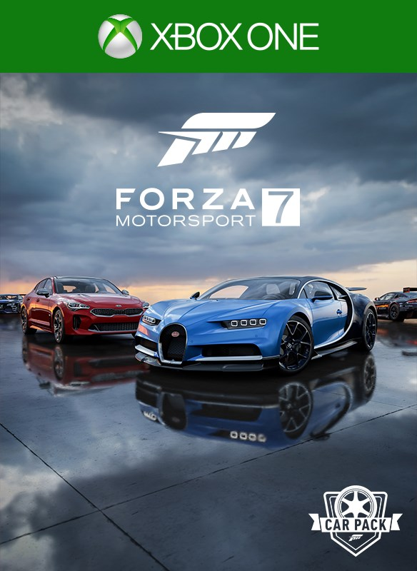 Best Price For Forza Motorsport 7 2018 Bugatti Chiron On Xbox One