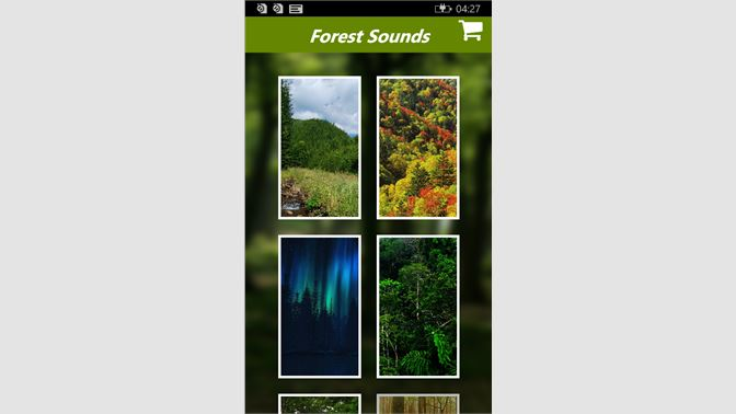 Get Forest Sounds-Relax and Sleep Using Nature Sounds - Microsoft