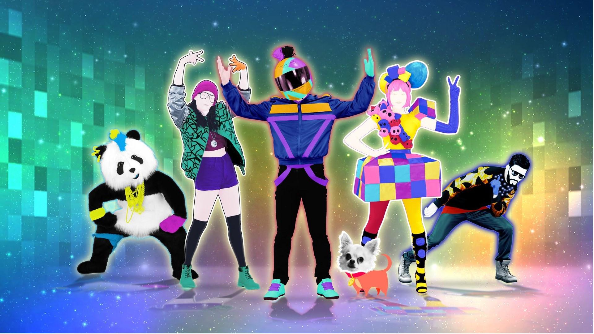 Just Dance 2016 & Just Dance Disney Party 2