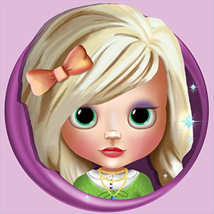 Dress up game for girls - dolls
