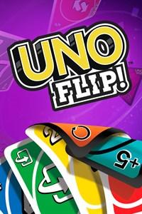 Carátula para el juego UNO FLIP! de Xbox 360