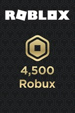 Technique Pour Avoir Des Robux Acheter 4 500 Robux Sur Xbox Microsoft Store Fr Fr