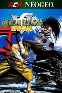 ACA NEOGEO Samurai Shodown V Special NSP - ISOSLAND : Games of the