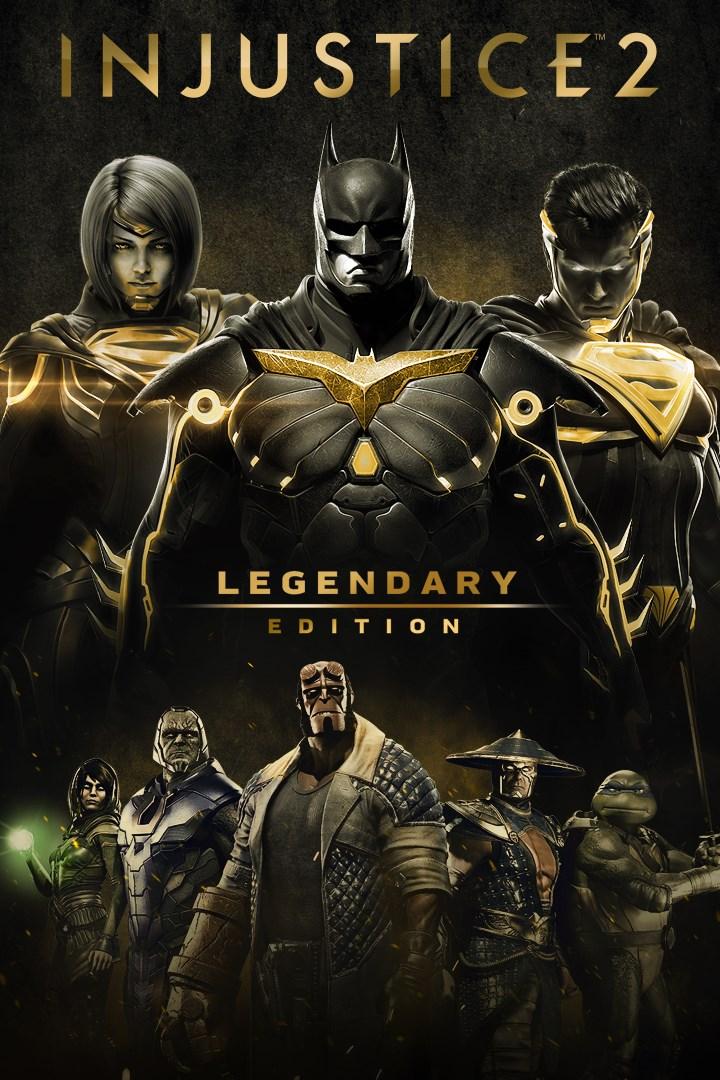 Injustice 2 - Legendary Edition Unlocks