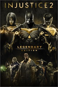Carátula del juego Injustice 2 - Legendary Edition