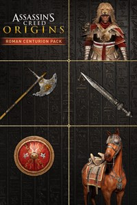 Carátula del juego Assassin's Creed Origins - Roman Centurion Pack