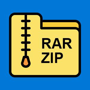 Zip rar free download for pc