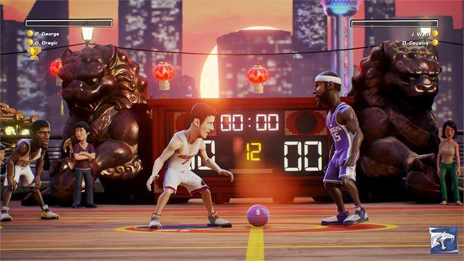 Buy NBA Playgrounds - Microsoft Store