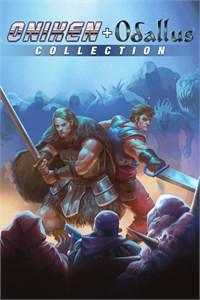 Carátula para el juego Oniken: Unstoppable Edition & Odallus: The Dark Call Bundle de Xbox 360