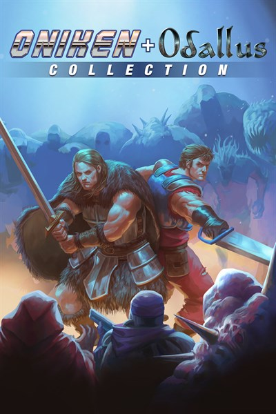 Oniken: Unstoppable Edition & Odallus: The Dark Call Bundle