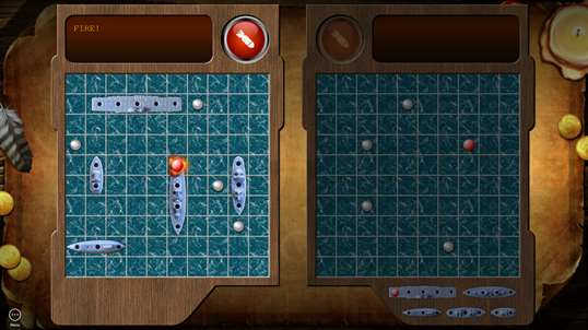 Sea Battle HD screenshot 2