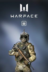 Warface - Rifleman Starter Pack