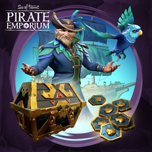 Sea of Thieves Parrot Starter Bundle Xbox One