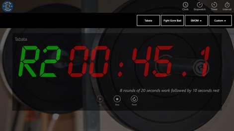 Spark Timer Screenshots 1