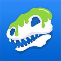 Dinozzz 3d 색칠하기 책 아이들과 어른들을 위한 독특하고