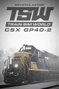 Train Sim World®: CSX GP40-2