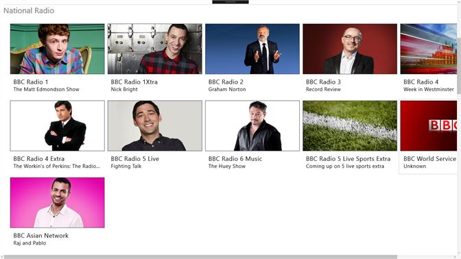 Get Player for BBC Radio - Microsoft Store