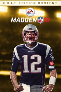 Madden NFL 18 G.O.A.T. Edition Upgrade