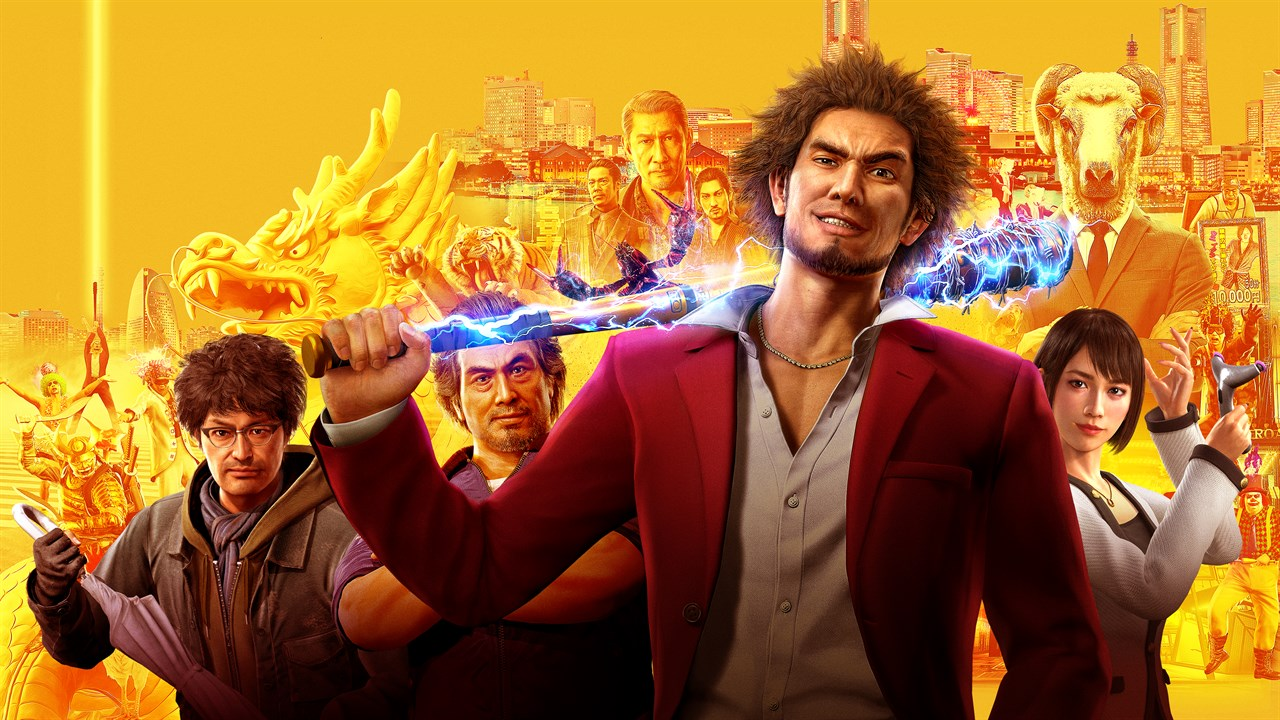 Buy Yakuza: Like a Dragon - Microsoft Store
