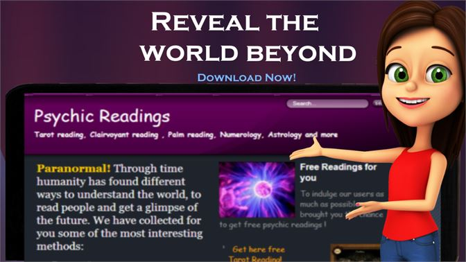 Get Clairvoyant Psychic Read - Microsoft Store