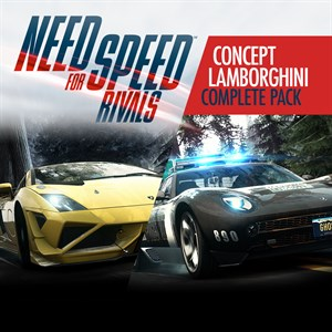 Need for Speed™ Rivals Concept Lamborghini Complete Pack Xbox One